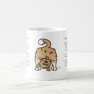 """ Looks Like Fido's A** "" (definition) Coffee Mug"