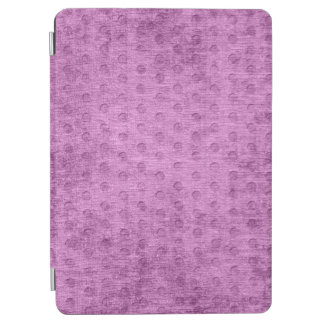 Looks Like Radiant Orchid Nubby Chenille Fabric iPad Air Cover