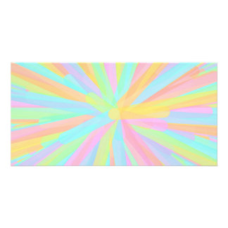 Looks Like Springtime - Colorful Abstract Card