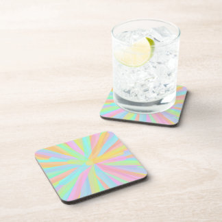 Looks Like Springtime - Colorful Abstract Drink Coaster