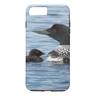 Loon and baby iPhone 7 plus case
