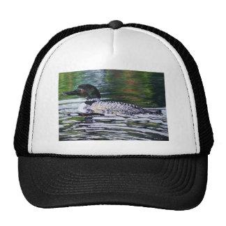 Loon by Susan Oling Trucker Hat
