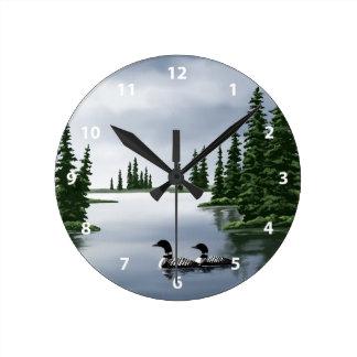 Loon Clocks