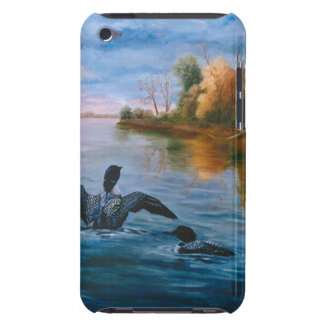 Loon Dance iPod Touch Case