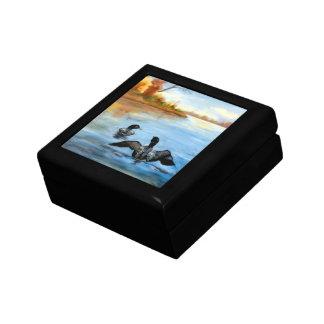Loon Dance II Gift Box