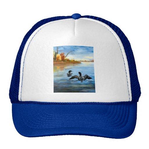 Loon Dance II Hat