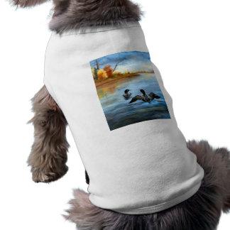Loon Dance II Pet Clothing