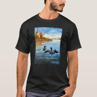 Loon Dance II Tshirt