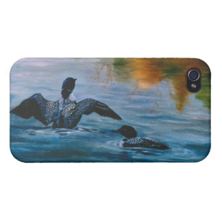 Loon Dance IPhone 4 Case