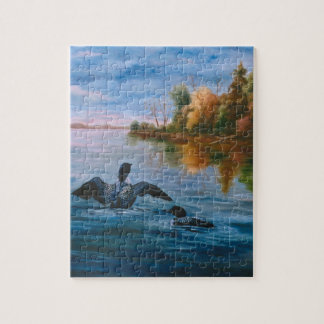 Loon Dance Puzzle
