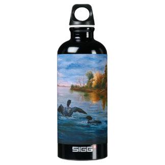 Loon Dance Water Bottle