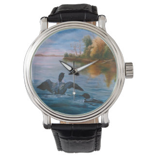 Loon Dance Wristwatches