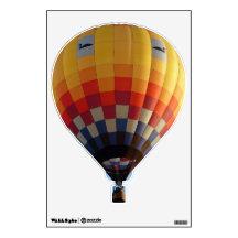 Loon Hotair Balloon Wall Graphics