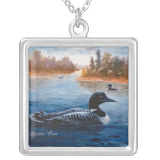 Loon Lake Necklace
