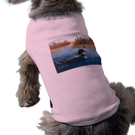 Loon Lake Pet Apparel Pet Tee