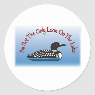 Loon Line of Fun Products Sticker