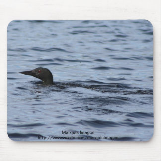 Loon Mouse Pad