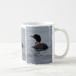 Loon on Pushaw Coffee Mug