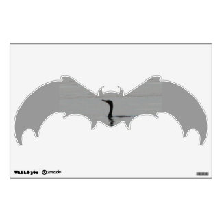 Loon on the Lake Bat Wall Decal