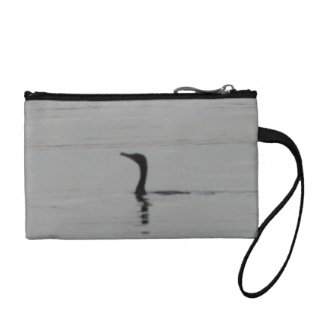 Loon on the Lake Coin Purse