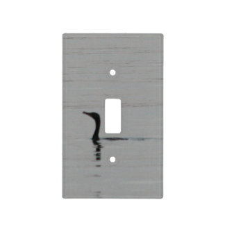 Loon on the Lake Light Switch Cover