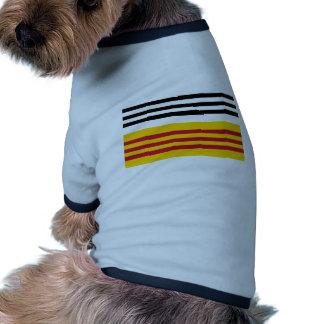 Loon Op Zand Netherlands flag Doggie Shirt