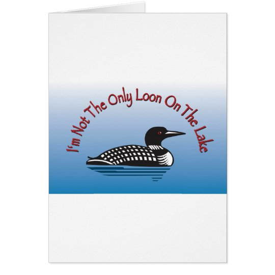 Loon Products Card