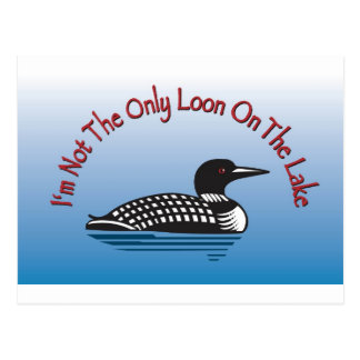 Loon Products Postcard