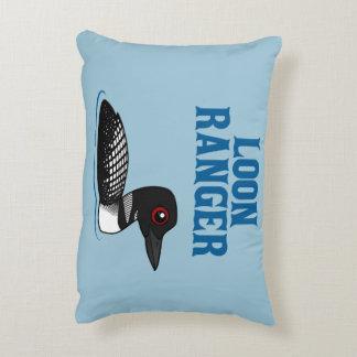 Loon Ranger Decorative Pillow