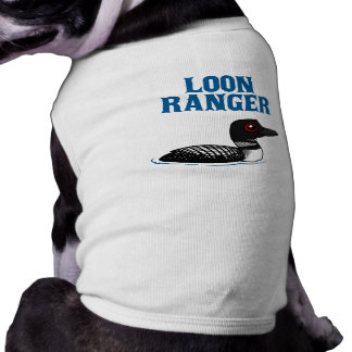 Loon Ranger Doggie Tee