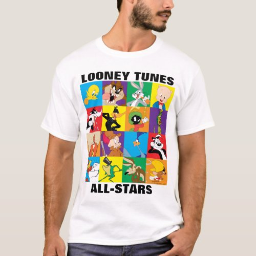 LOONEY TUNESâ Character Grid T_Shirt