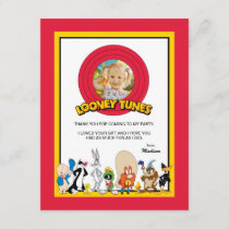 LOONEY TUNES™ Character Group | Birthday Thank You