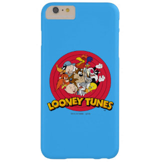 LOONEY TUNES™ Character Logo Barely There iPhone 6 Plus Case