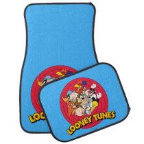 LOONEY TUNES™ Character Logo Car Mat