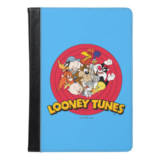 LOONEY TUNES™ Character Logo iPad Air Case