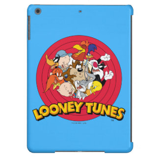 Looney Tunes Character Logo iPad Air Cases
