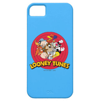 LOONEY TUNES™ Character Logo iPhone SE/5/5s Case
