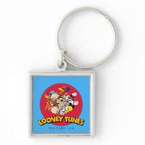 LOONEY TUNES™ Character Logo Keychain