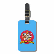 LOONEY TUNES™ Character Logo Luggage Tag