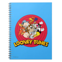 LOONEY TUNES™ Character Logo Notebook
