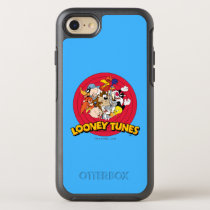 LOONEY TUNES™ Character Logo OtterBox Symmetry iPhone 8/7 Case