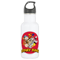 LOONEY TUNES™ Character Logo Stainless Steel Water Bottle