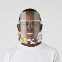 Looney Tunes Kids' Face Shield
