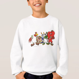 LOONEY TUNES™ Group Baseball Picture Sweatshirt