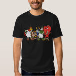 LOONEY TUNES™ Group Baseball Picture T Shirt