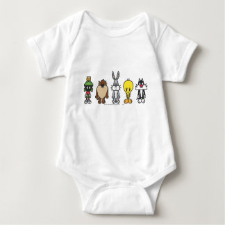 LOONEY TUNES™ Group Photo Op Baby Bodysuit