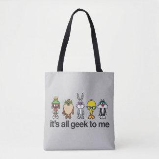 LOONEY TUNES™ Nerds - All Geek Tote Bag