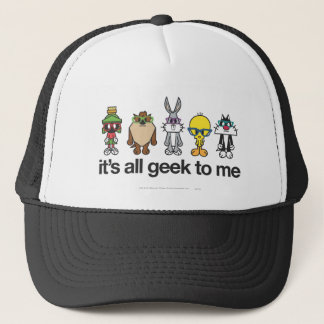 LOONEY TUNES™ Nerds - All Geek Trucker Hat