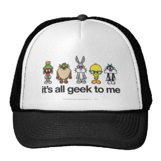 LOONEY TUNES™ Nerds - All Geek Trucker Hat