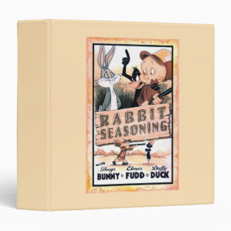LOONEY TUNES™ Rabbit Seasoning Binder